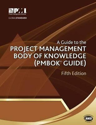 A Guide to the Project Management Body of Knowledge (PMBOK(R) Guide)-Fifth Editi