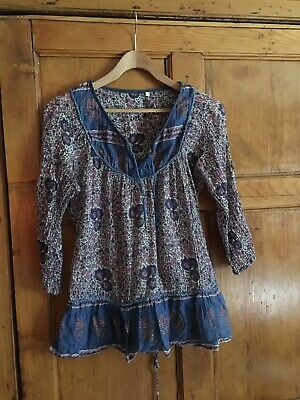 Hippy Cotton Top Made In India