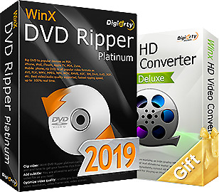 Winx DVD Ripper 8.8 PLATINUM  Full Software 2019 ✔️INSTANT DELIVERY✔️500 SOLD✔️