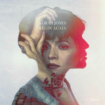 Norah Jones - Begin Again [CD] Sent Sameday*