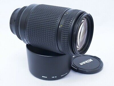 Nikon AF ED Nikkor 70-300mm F4-5.6 D Zoom Lens. Stock No u9839