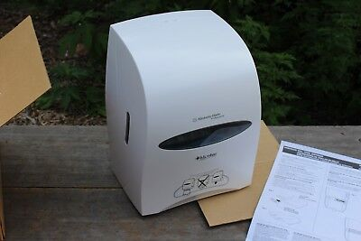 Kimberly-Clark Professional* Sanitouch Hard Roll Towel Dispenser 12 63//100w x 10
