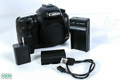 Canon EOS 7D Mark II(G) Digital SLR Camera Body {20 M/P}Shutter Actuation:71,934