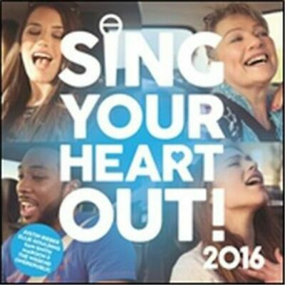 Various Artists - Sing Your Heart Out 2016 * New Cd