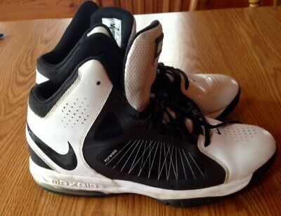 new style 08c5e 548f1 Nike Max Air Fly Wire High Tops Men s Size 12 Very Good Used Condition