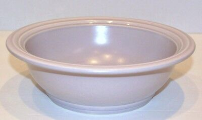 Pfaltzgraff TERRACE LILAC Light Purple Lavender Round Vegetable Bowl - 9 1/2""