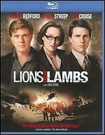 Lions for Lambs (Blu-ray Disc, 2009, Checkpoint Sensormatic Widescreen)