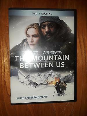 The Mountain Between Us (DVD, 2017)