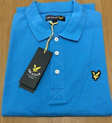 ****Men's Lyle and Scott Short Sleeve Polo Shirt In all size ****