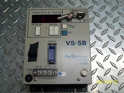 NSD VS-5B-UNNP-1-1.0 OUTPUT CONTROLLER for VARICAM SWITCH