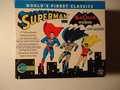 Other Collectible Lots Wholesale Lots Batman and Robin Radio Shows