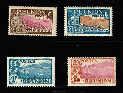 """FRANCE STAMP France & Colonies  """"REUNION"""" stamps Collection Lot  #T4"""