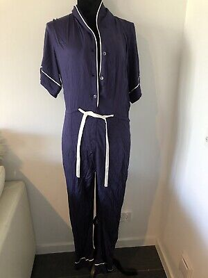 BNWT PETER ALEXANDER  Ladies Jumpsuit Dragon Size XS RRP$119