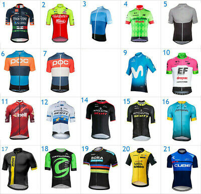 2019 alta calidad Ropa Bicicleta Ciclismo Cycling solo Jersey Maillot Hombre