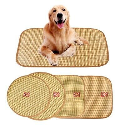 Pet Cooling Mat Non-Toxic Cool Pad Cooling Bed Cusion for Dog Cat Puppy new