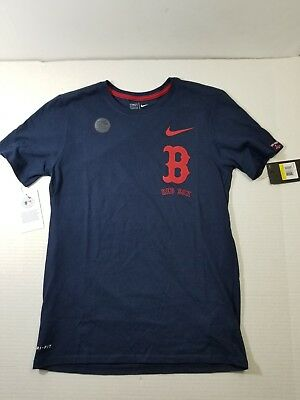differently 1ea65 e1142 BOSTON RED SOX NIKE Therma Fit MLB Genuine Merchandise ...