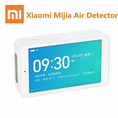 "Xiaomi Mijia 3.97"" HD Touch Screen Air Detector PM2.5 CO2a Temperature Humidity"