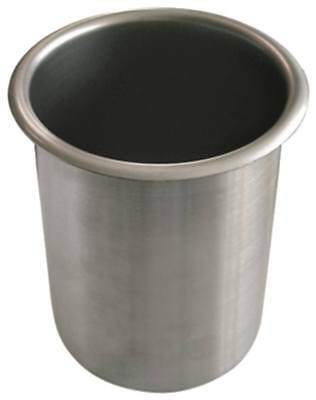 Tray for Bain-Marie round Ø 105mm Stainless Steel