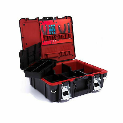 Tool Box Technician Case Organiser Curver Keter Free Carry Case 221474