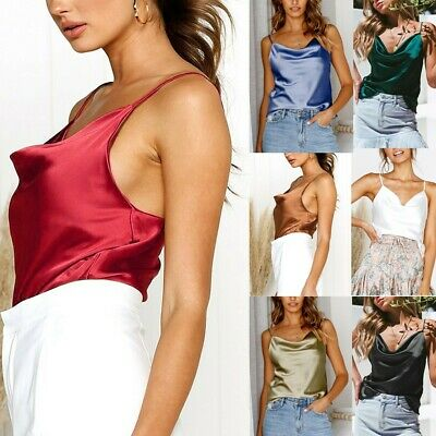 Sexy Women's Backless Adjustable Cross Strap Casual Basic Strappy Tank Tops Vest