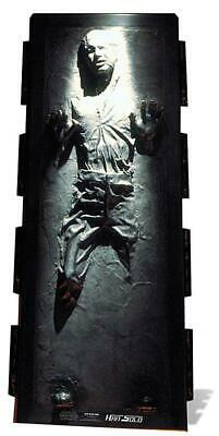Aufsteller & Figuren Star Wars Eiswürfel Silikon Form Han Solo In Carbonite Neu
