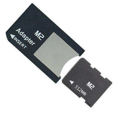 Promotion 2GB M2 Card with Lexar M2 Adapter to 2GB Memory Stick Duo MS PRO Duo