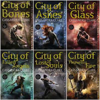 The Mortal Instruments City Of Glass Epub