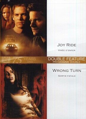 Joy Ride ( Viree D Enfer ) / Wrong Turn ( Sortie Nuevo DVD