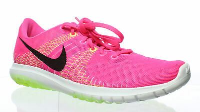 quality design 88489 0a04f NIKE WOMENS FLEX Fury Pink Running Shoes Size 11.5