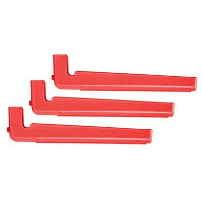 Bohning 3 Degree Right Helical Tower Arms 3 Pack Replacements Black #01202
