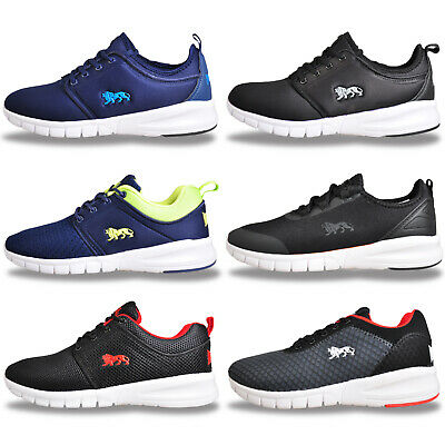 Mens Lonsdale Fitness Casual Holiday Gym Sports Trainers From £12.99 FREE P&P