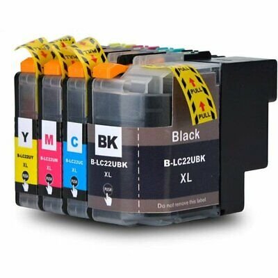 Tinta compatible sustituye a Brother LC3233 LC3235 LC22U LC22E LC12E