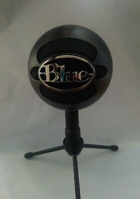 Blue Microphones Snowball iCE USB Microphone (Black)