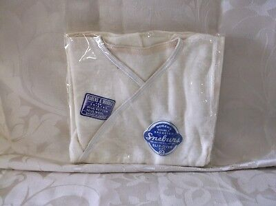 Vintage Rubens Double Breasted Sneburs Slip-over Size 2 Box of 12