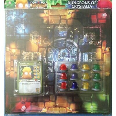 Super Dungeon Explore: Dungeons of Crystalia Tile Pack Board Game