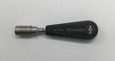 Richards Surgical 11-2716 Hex-Fix Pin Driver/Extractor Surgical Instrument