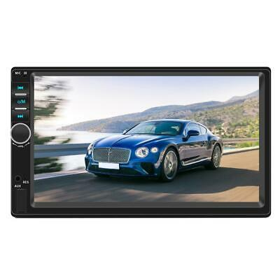 SWM 7 inch Android 8.1 Car Stereo MP5 Player GPS Navi Radio WiFi BT4.0 USB w/Cam