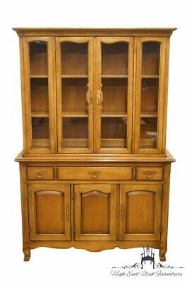 """DREXEL HERITAGE Breton Collection Country French 48"""" China Cabinet 360-420-3"""