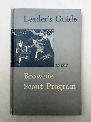 Leaders Guide to the Brownie Scout Program 1950