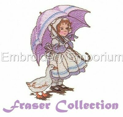 Fraser Collection - Machine Embroidery Designs On Cd Or Usb