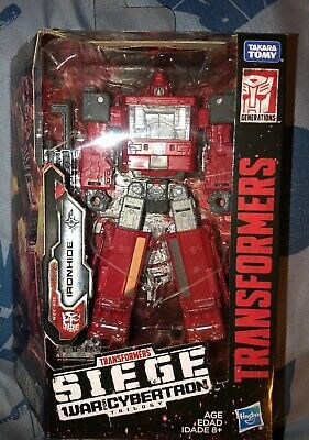 WFC-S20 CHROMIA 2019 Transformers Siege War For Cybertron Deluxe Figure MOC