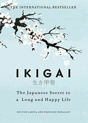 Ikigai : The Japanese Secret To a Long and Happy Life- Full Version (PDF- BOOK)
