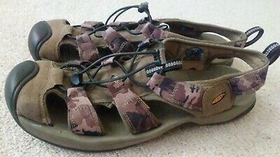 3a75442cc5e5 TEVA DOZER III Men s Sport Sandals Size 13 Brown Waterproof 4154 ...