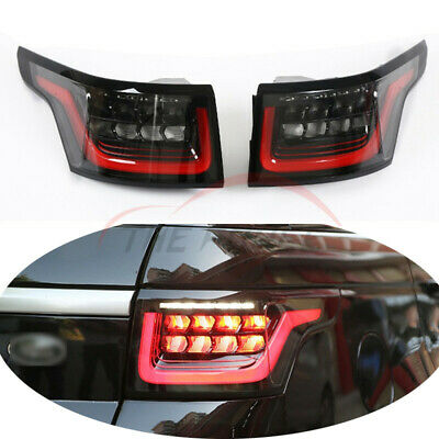 RH&LH LED Tail Lights Rear Lamp Fit For Land Rover Range Rover Sport 2018 2019