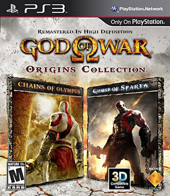 God of War - Origins Collection New Playstation3