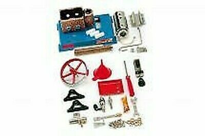 Toys, Hobbies Helpful Wilesco 0005 Kit Steam Engine D 5 Steam Powered