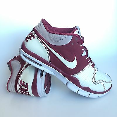 88b60a279 Nike Mens Shoes Size 9.5 University Of Oklahoma Sooners Limited Edition  Sneakers
