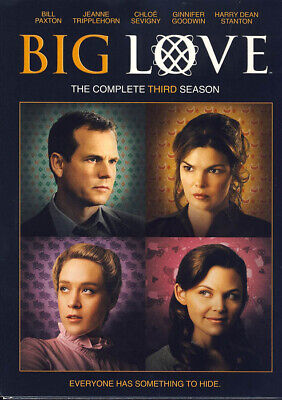 Big Love - The Complet Saison 3 (Coffret) Neuf DVD