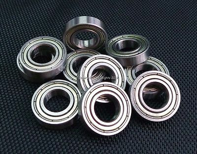 (25 PCS) 603ZZ (3x9x5 mm) Double Metal Shielded PRECISION Ball Bearing 3 9 5