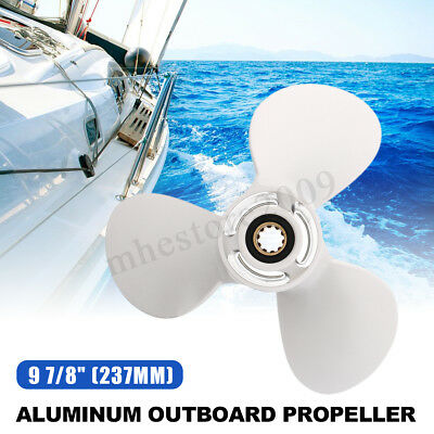 9 7/8x11 1/4 Marine Outboard Engine Propeller For Yamaha 20-30HP 664-45947-01-EL